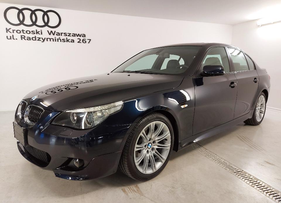 BMW 530i E60 M-pakiet