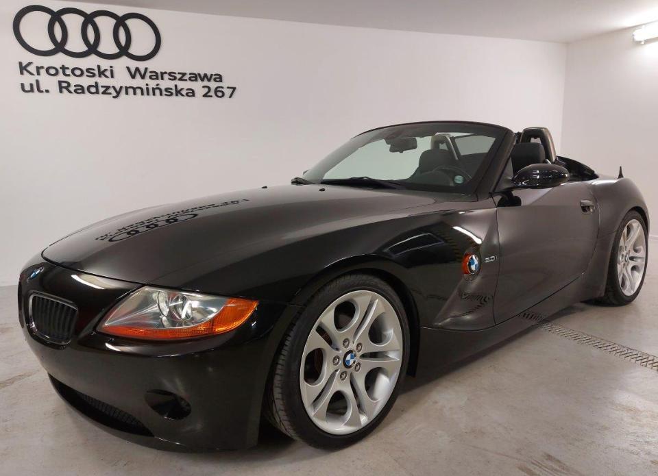 BMW Z4 E85 3.0i SMG