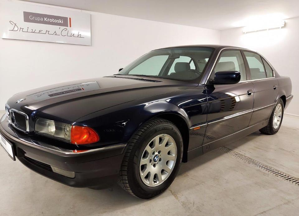 BMW 730i E38 Getrag