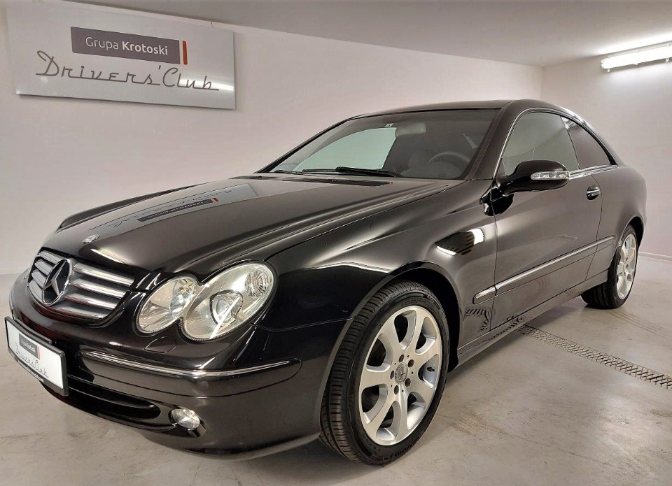 Mercedes Benz CLK320 W209